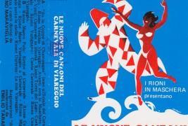 Le nuove canzoni del Carnevale di Viareggio 1981
