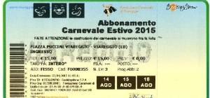 cumulativo carnevale estivo 2015