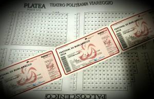 Biglietti FdB16