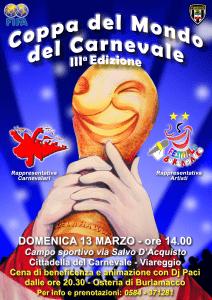 Coppa del Mondo del Carnevale 2016