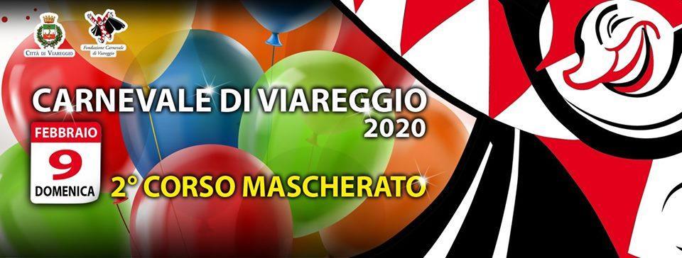 Calendario Carnevale Viareggio 2020.Carnevale Di Viareggio 2020 2 Corso Mascherato